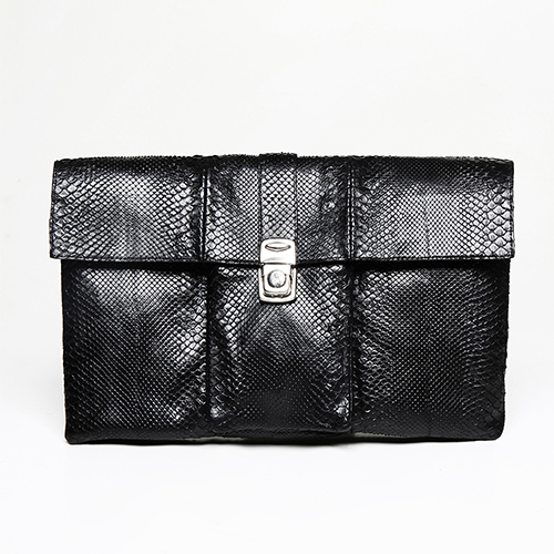 Python skin clutch / Drop 2 / Mark Molnar
