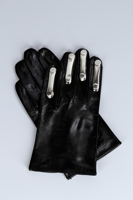 Lambskin Glove with Metallic Elements / Drop 1 / Mark Molnar